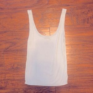 New Condition Forever 21 Light Bluish Ribbed Tank